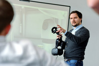 Roadshow Bielefeld Workshop SVL Christian Dominic Fehling