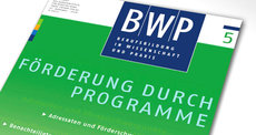 Cover der BWP 5/2018