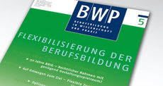 Cover BWP 5/2019 BIBB-Publikation